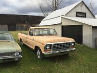 Ford f100 1978
