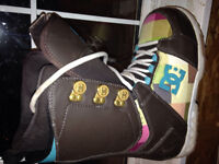 DC Snowboard boots