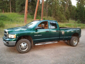 2003 Dodge Power Ram 3500 Pickup Truck (SOLD PENDING PICK UP)