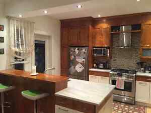 Maison Hamstead 5 chambres , sur 3 etages