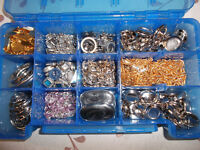Jewelry making supplies - selling ALL TOGETHER as a lot