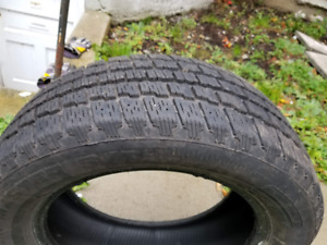 Used Winter Tires - 205/60R16