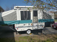 Tent Trailer / pop up trailer - fully equipped ready to go