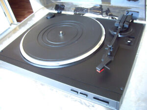 SONY PS-X55  Semi-automatic Turntable