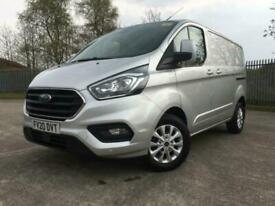 2020/20 Ford Transit Custom 280 Limited Lwb Ecoblue