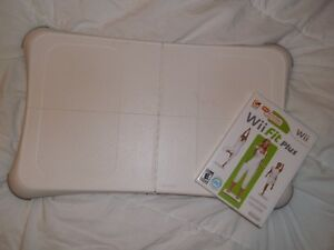 Wii fir plus - Board and game