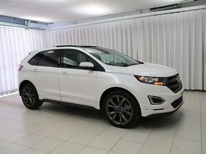 2016 Ford Edge BEAUTIFUL!! AWD SPORT AND ECOBOOST SUV w/ PANORAM