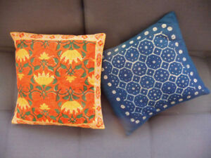 Two Decorative Cushions