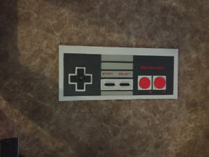 Giant NES Controller Table