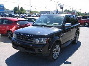 2011 Land Rover Range Rover Sport HSE Luxury V8