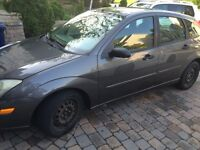 Ford focus 2002 141000km 1300$