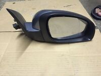 Vauxhall Vectra offside front wing mirror 2005 onwards