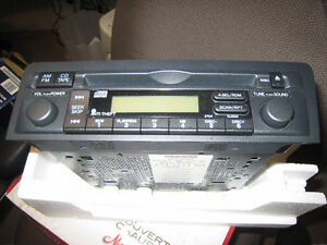 2005 Honda Civic Original Radio