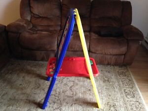 Crayola Magnetic Double-Sided Easel for sale