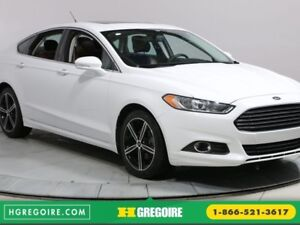 2015 Ford Fusion SE AUTO CUIR TOIT MAGS CAM.RECUL BLUETOOTH