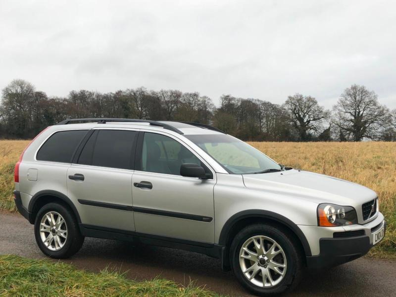 2004 04 Volvo Xc90 2 9 T6 Se Awd Auto 5dr Lpg Converted 4x4 Silver Low Miles In Chesham Buckinghamshire Gumtree