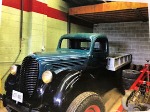 1938 Ford 1-1/2 Ton 4x4 WILL TRADE FOR HARLEY OR INDIAN MOTORCYC