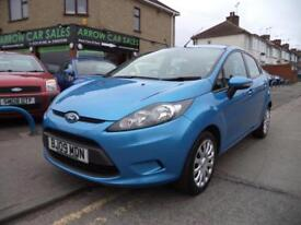 2009 FORD FIESTA 1.4 STYLE PLUS AUTOMATIC, SERVICE HISTORY, 1 YEARS M.O.T