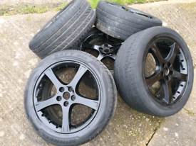 Proteus Wheels