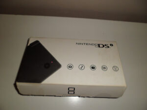 new in box never used nintendo  DSI with sonic