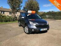 IMMACULATE HONDA CR-V 2.0 i-VTEC AUTOMATIC GEARBOX - FSH- 2 OWNERS FROM NEW