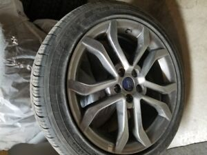 Takeoff Rims Tires with sensors