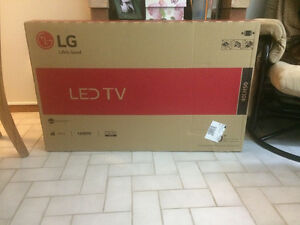 "Brand New LG 40"" LED TV for sale"
