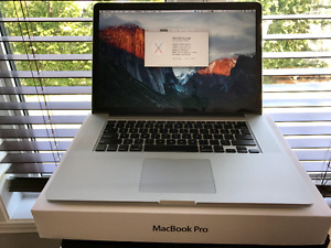 MacBook Pro with Retina display 15 inch (Early-2012)