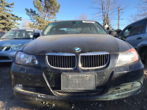 2007 BMW 328Xi for parts