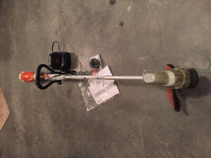 Stihl battery powered trimmer