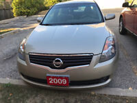2009 Nissan Altima 2.5 S Sedan Accident free/143500Km Mississauga / Peel Region Toronto (GTA) Preview