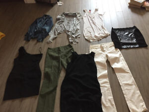 WOMENS CLOTHING SIZE 8/10