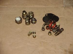 hyd caps & plugs