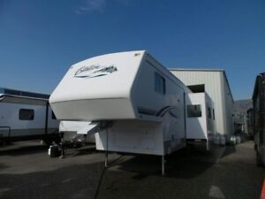 2003 Citation Supreme 28.5RKS