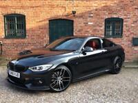 2016 BMW 4 Series 3.0 TD 430d M Sport 2dr