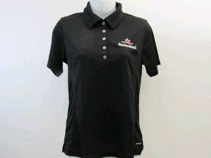 Heneiken Polo Golf Shirt Womens Black Size S