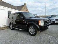 2009 (09) LAND ROVER DISCOVERY 3 GS 2.7 TDV6 AUTO ( 190 bhp )