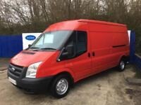 2012 Ford Transit 2.2TDCi ( 125PS ) ( EU5 ) 300S LWB Medium Roof Van