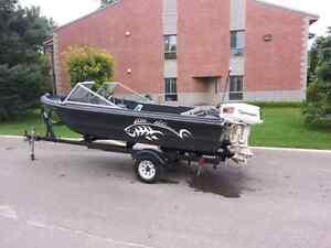 Bateaux de pêche 15pied
