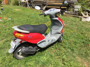 Scooter Piaggio Fly 4 temps