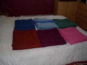 Couverture de laine ancienne