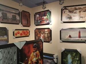 Framed Pictures---Assorted variety