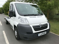 2013 13 CITROEN RELAY CAR TRANSPORTER 2.2HDI L3 1 COMPANY OWNER FROM NEW
