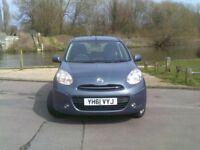 Nissan Micra Acenta 1.2 12v (grey) 2011
