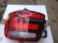 BMW 1 SERIES F20/21 N/S REAR LIGHT CLUSTER FITS ALL MODELS