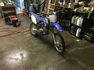 125 yamaha ttr dirt bike