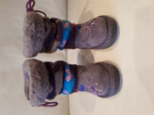 Skecher's Twinkle Toes light up boots size US 5, EUR 20,5.