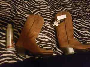 Cow girl boots new size 6 St. John's Newfoundland image 1