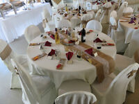 Wedding decoration package for up to 84 people