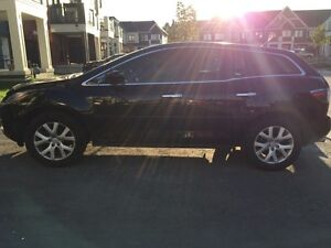 2008 Mazda CX-7 AWD turbo, leather, sunroof, new tires!